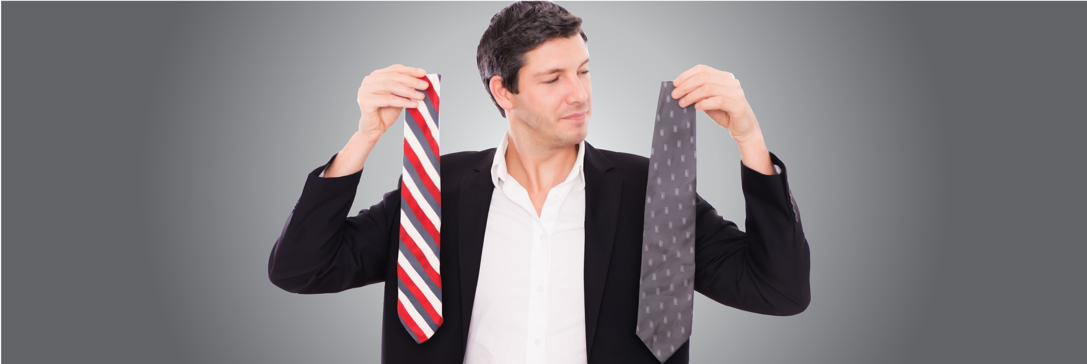 Does This Tie Make Me Look Hired?